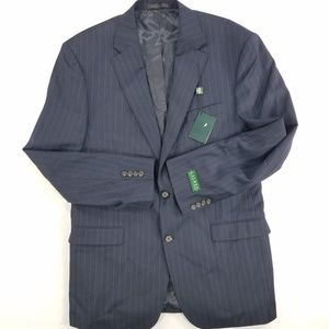 Ralph Lauren RLL Pure Wool Sports Coat Suit Blazer